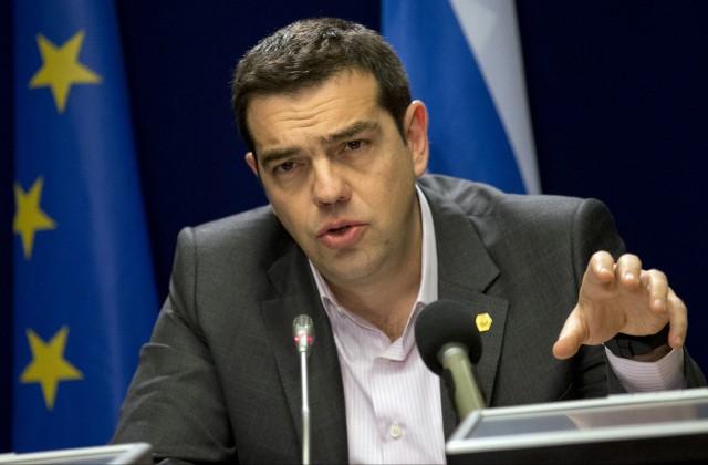 Grieķijas premjerministrs Aleksis Ciprs
