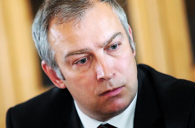 """AS """"Pasažieru vilciens"""" valdes priekšsēdētājs Andris Lubāns"""