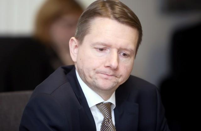 Finanšu un kapitāla tirgus komisijas (FTKT) priekšsēdētājs Pēters Putniņš