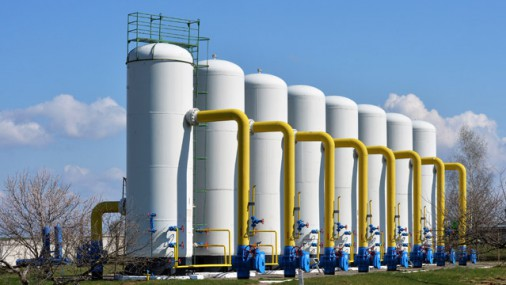 «Gazprom» peļņa pērn pieckāršojusies