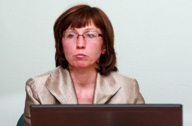 Patērētāju tiesību aizsardzības centra direktore Baiba Vītoliņa