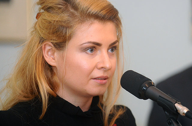 """SIA """"Madara Cosmetics"""" līdzīpašniece un valdes priekšsēdētāja Lotte Tisenkopfa-Iltnere"""