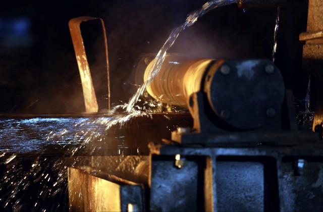 """Ražošanas process AS """"Liepājas metalurgs"""""""