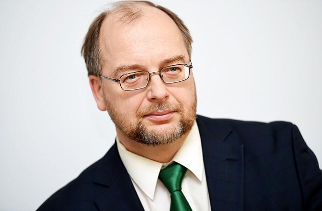Latvijas Brīvo arodbiedrību savienības priekšsēdētāja vietnieks Egils Baldzēns