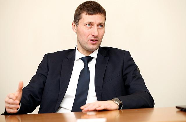 """""""Balcia Insurance"""" valdes priekšsēdētājs Lauris Boss"""