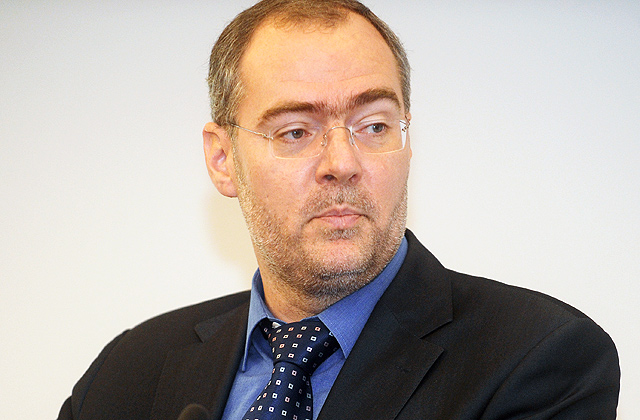 LTAB valdes priekšsēdētājs Jānis Abāšins