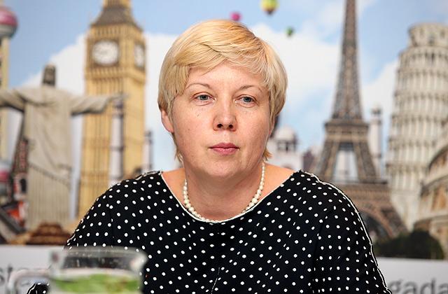 Latvijas Tūrisma aģentu un operatoru asociācijas prezidente Inga Kavaca