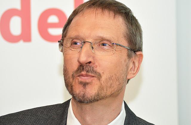 """Augsto tehnoloģiju kompānijas """"SAF Tehnika"""" valdes priekšsēdētājs Normunds Bergs"""