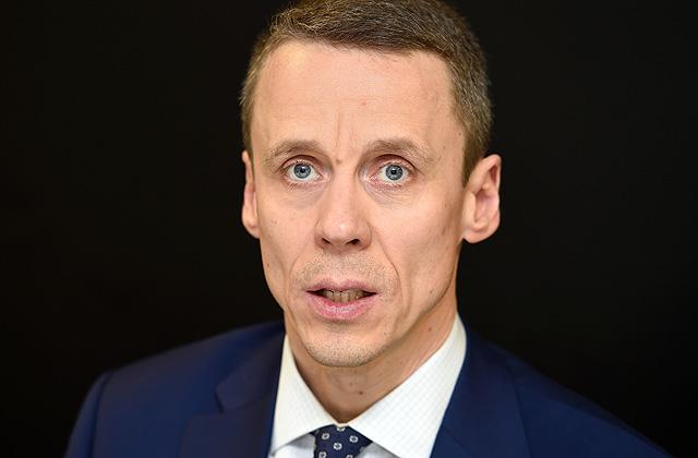 Jaunveidojamās bankas izpilddirektors Erki Rāzuke