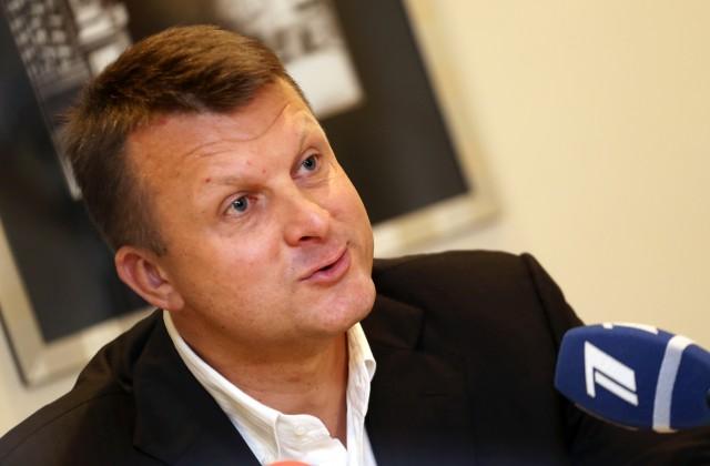 Ekspolitiķis Ainārs Šlesers