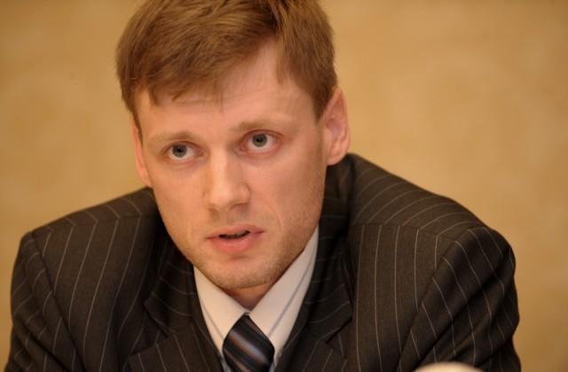 Latvijas Iekšlietu darbinieku arodbiedrības priekšsēdētājs Armands Augustāns