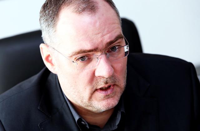 Latvijas Apdrošinātāju asociācijas prezidents Jānis Abāšins