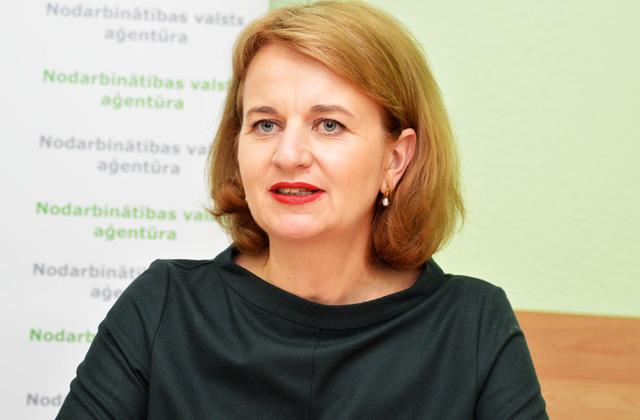NVA direktore Evita Simsone