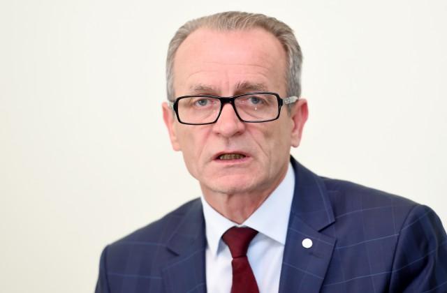 Tieslietu ministrs Dzintars Rasnačs
