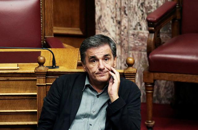 Grieķijas finanšu ministrs Eiklīds Cakalots