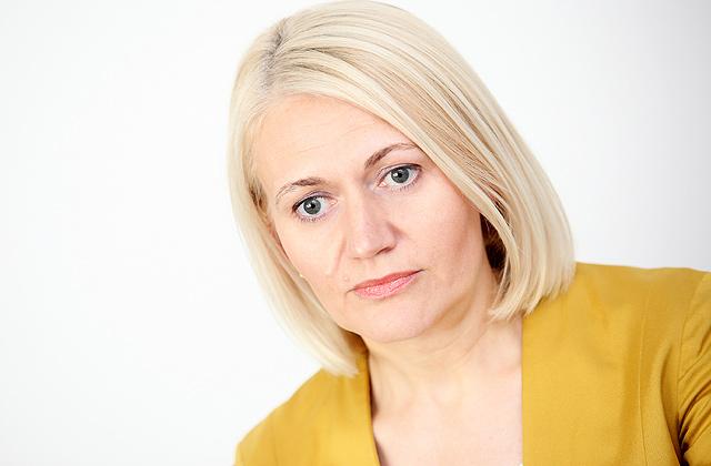 """""""Reverta"""" valdes priekšsēdētāja Solvita Deglava"""