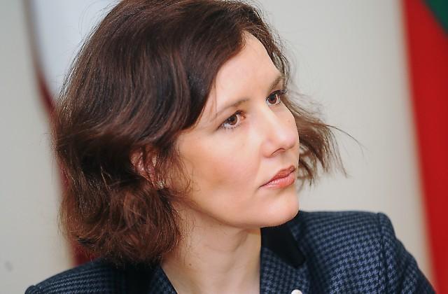 Finanšu ministre Dana Reizniece - Ozola