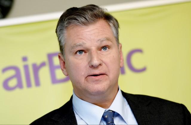 «airBaltic» finanšu investors Ralfs Dīters Montāgs-Girmess