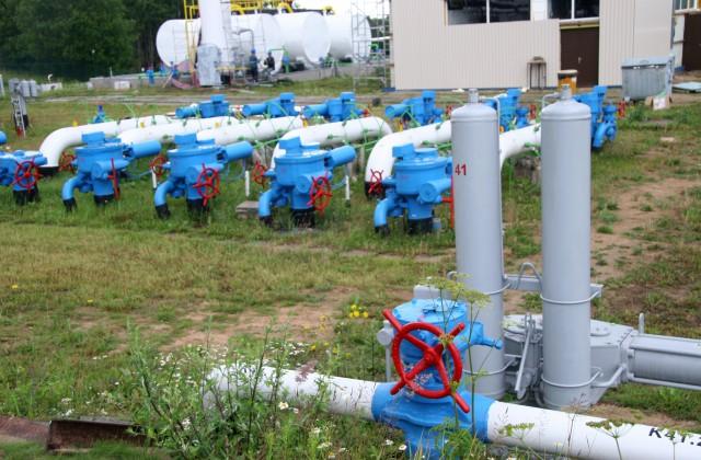 Inčukalna pazemes gāzes krātuves teritorija