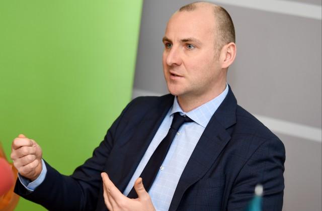 «SEB bankas» valdes loceklis Arnis Škapars