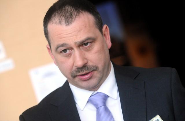 Biedrības «Zemnieku saeima» priekšsēdētājs Juris Lazdiņš