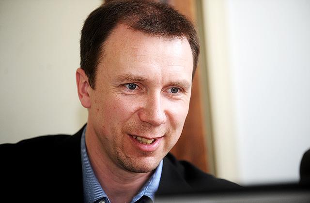 Enerģētikas eksperts Reinis Āboltiņš