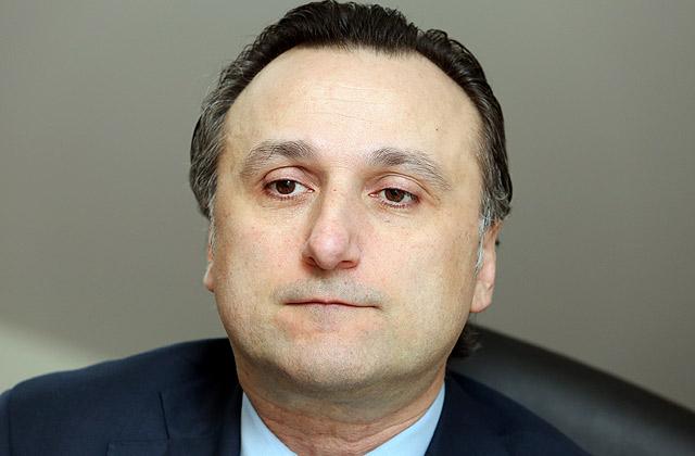 """AS """"PrivatBank"""" valdes priekšsēdētājs Aleksandars Kukičs"""