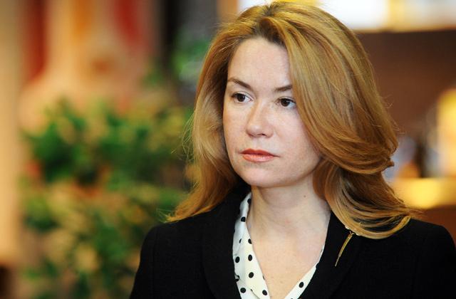 Lidostas valdes priekšsēdētāja amatam izvirzītā Ilona Līce