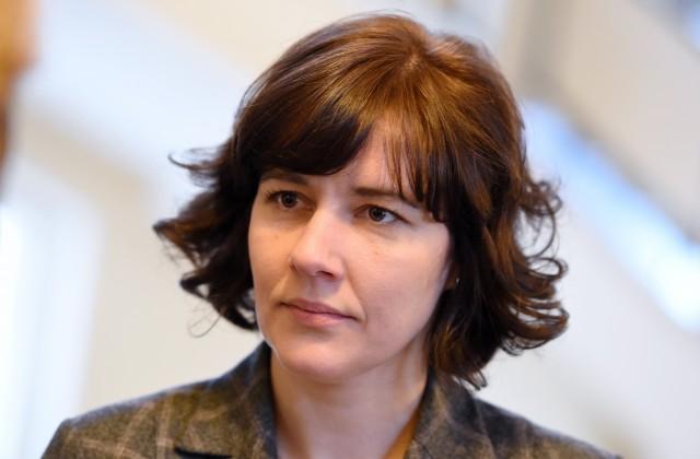 Finanšu ministre Dana Reizniece-Ozola