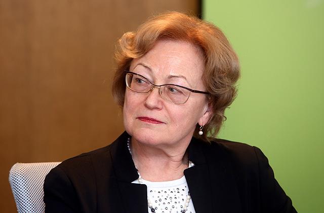 Latvijas Alus darītāju asociācijas vadītāja Ināra Šure