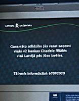 TV3: Krājbankas maksātnespējas process esot afēra
