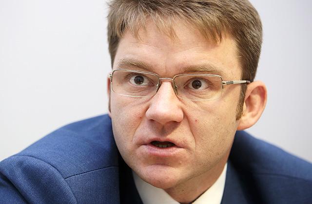 Latvijas Centrālā depozitārija valdes priekšsēdētājs Indars Aščuks