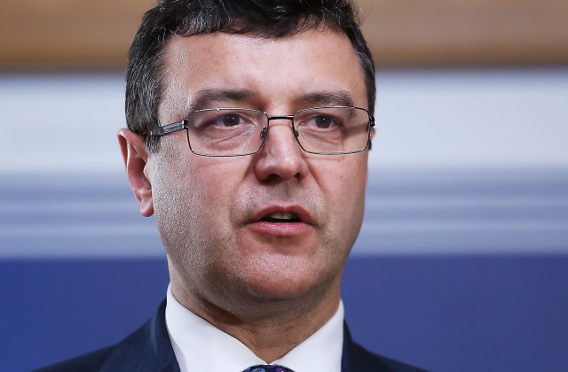 Latvijas finanšu ministrs Jānis Reirs