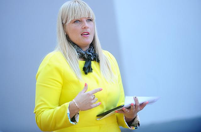 «Gemius» pārstāve Linda Egle