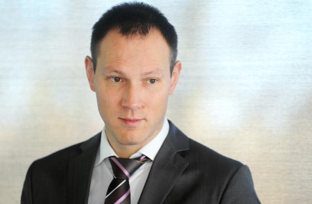 """""""Nordea Pensions Latvia"""" valdes loceklis Iļja Arefjevs"""