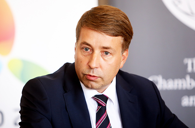 Satiksmes ministrs Uldis Augulis