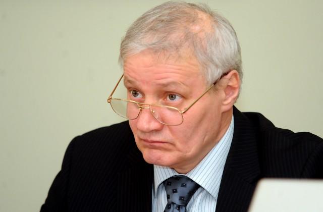 Latvijas Darba devēju konfederācijas sociālās drošības eksperts Pēteris Leiškalns