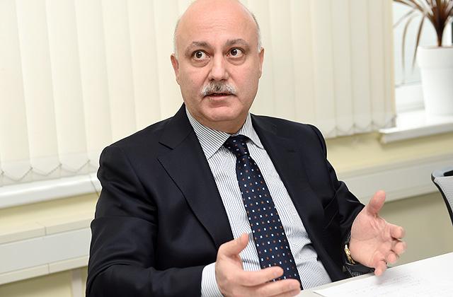 """VAS """"Latvijas Gaisa satiksme"""" valdes priekšsēdētājs Dāvids Tauriņš"""