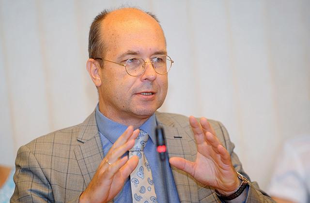 Finanšu ministrijas Fiskālās politikas departamenta direktors Nils Sakss
