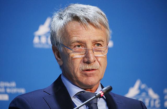 Krievijas bagātākais cilvēks Leonīds Mihelsons