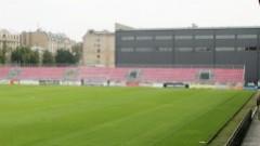 «Skonto» stadiona lieta -igaunim Selteram aizdomās turētā statuss; «Latio» birojā veikta kratīšana