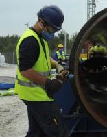 «Nord Stream 2» īstenotāji pauzē ar Ventspils iesaisti