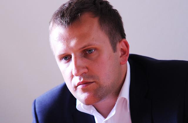AS «Aldaris» valdes loceklis un pārdošanas direktors Artūrs Ilziņš