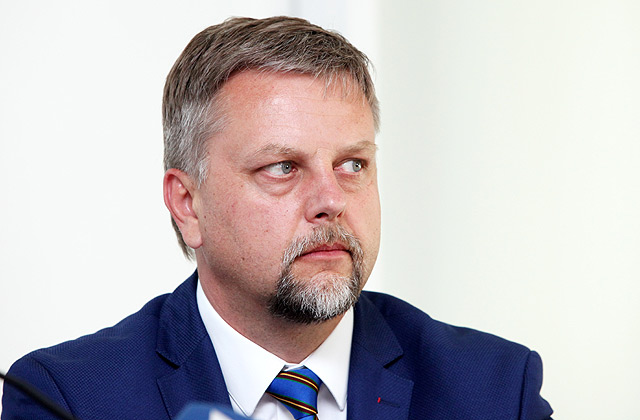 AS «Rīgas siltums» valdes loceklis Uģis Osis