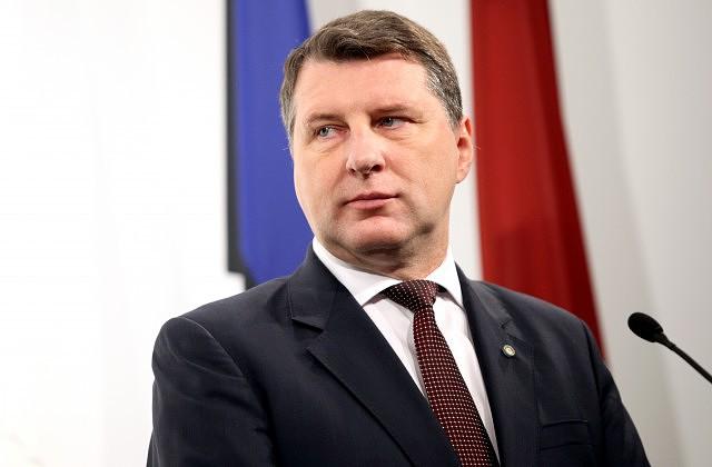 Valsts prezidents Raimonda Vējonis