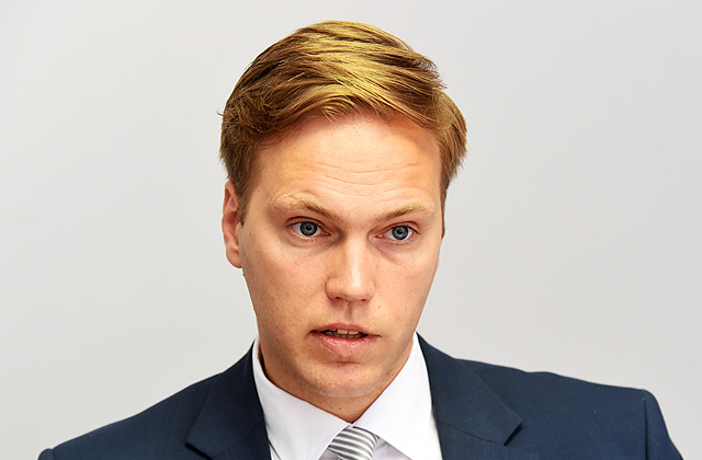 Baltijas Korporatīvās pārvaldības institūta Latvijas pārstāvniecības vadītājs Andris Grafs