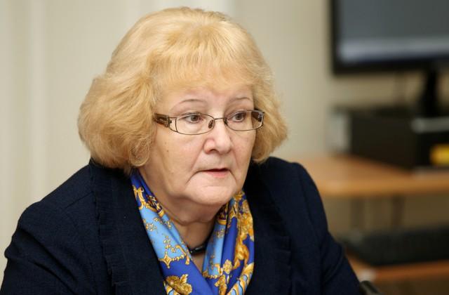 Saeimas Sociālo un darba lietu komisijas priekšsēdētāja Aija Barča