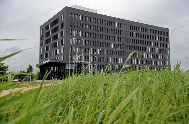 Valsts ieņēmumu dienesta jaunais administratīvo ēku komplekss