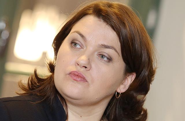 Biedrības «Baltijas asociācija - transports un loģistika» prezidente Inga Antāne