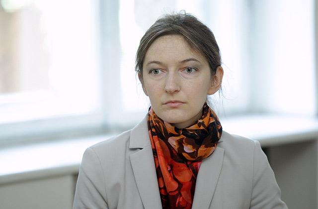 Latvijas Bankas ekonomiste Daina Paula